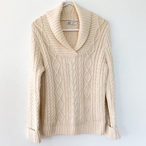 Sweaters - Cotton pullover.